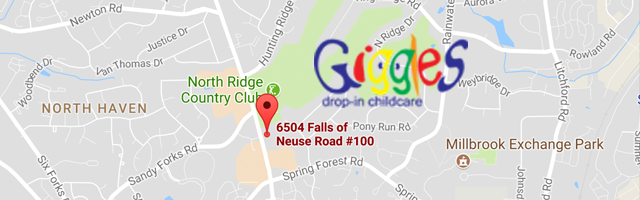 giggles drop in childcare of raleigh